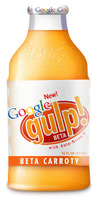 Google Gulp - Orange