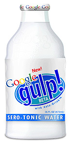 picture of google gulp sero-tonic water